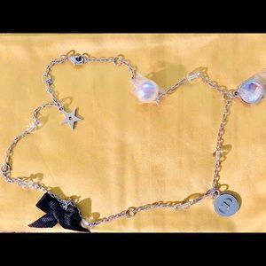 dior necklace/choker